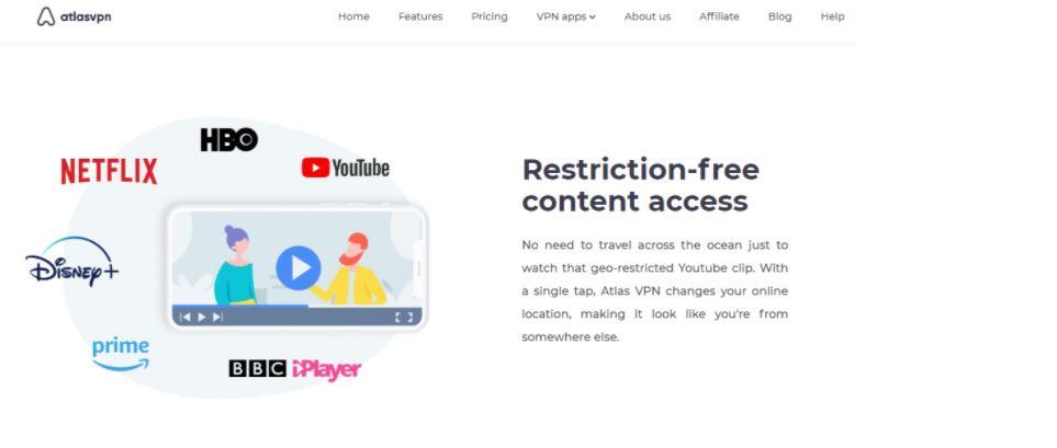 Profitez de services de streaming en ligne fluides.